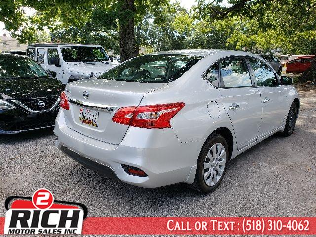 Used Nissan Sentra SR CVT 2017 | 2 Rich Motor Sales Inc. Bronx, New York