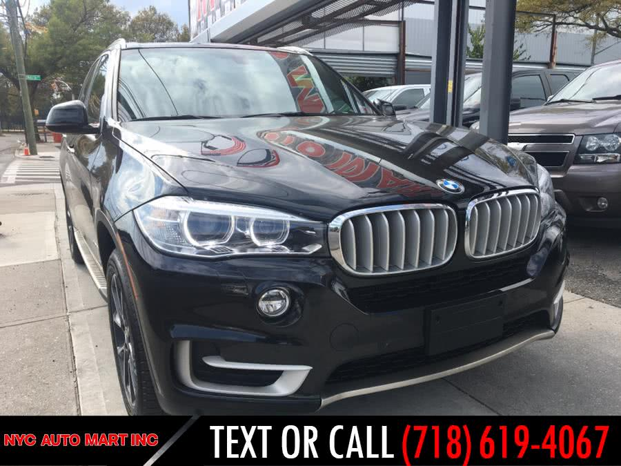 Used 2017 BMW X5 in Brooklyn, New York | NYC Automart Inc. Brooklyn, New York