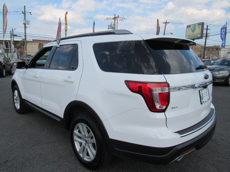 2018 Ford Explorer XLT AWD 4dr SUV, available for sale in Irvington, New Jersey | NJ Used Cars Center. Irvington, New Jersey