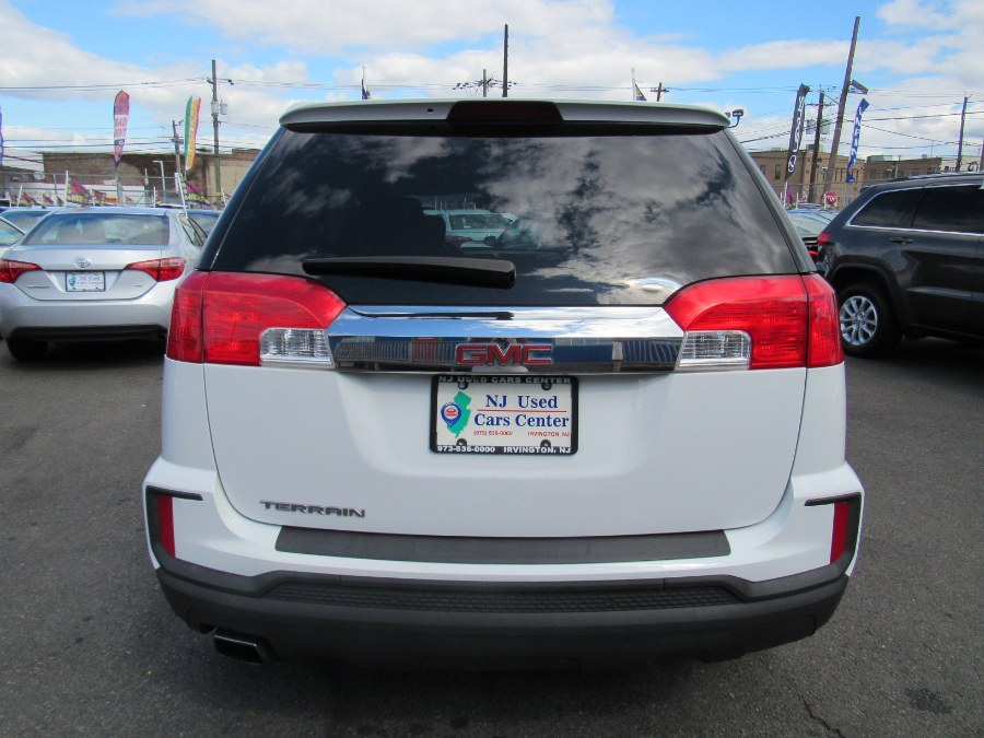 2016 GMC Terrain SLE 1 4dr SUV, available for sale in Irvington, New Jersey | NJ Used Cars Center. Irvington, New Jersey