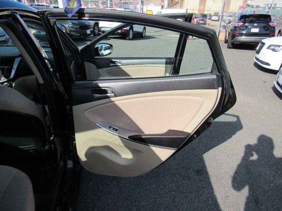2017 Hyundai Accent SE Sedan Auto, available for sale in Irvington, New Jersey | NJ Used Cars Center. Irvington, New Jersey