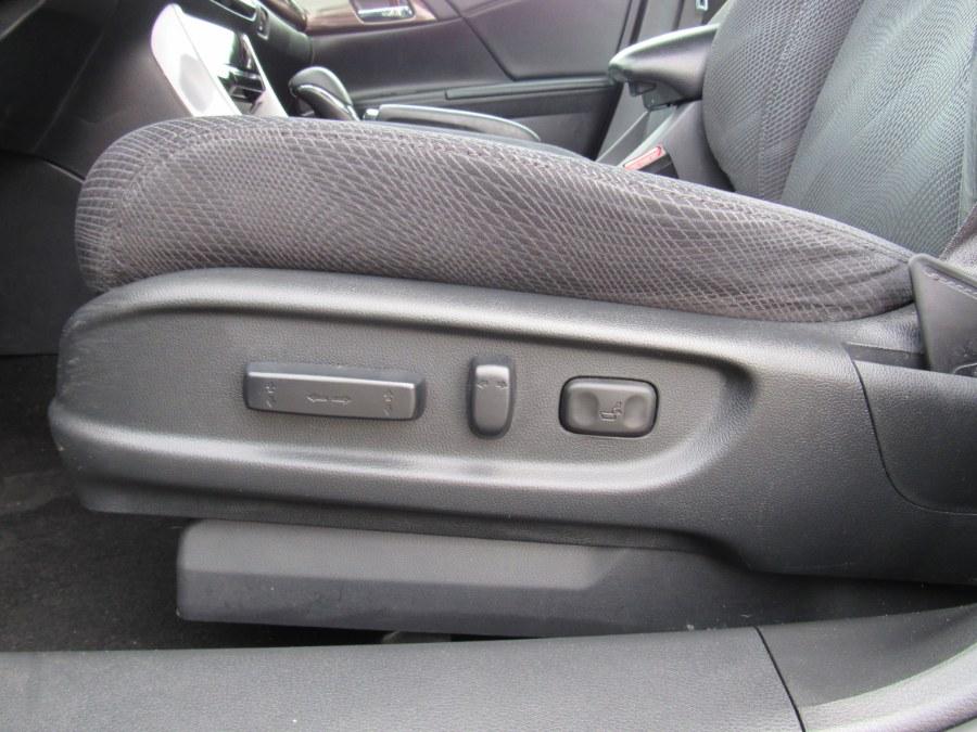 Used Honda Accord EX w/Honda Sensing 4dr Sedan 2016   NJ Used Cars Center. Irvington, New Jersey