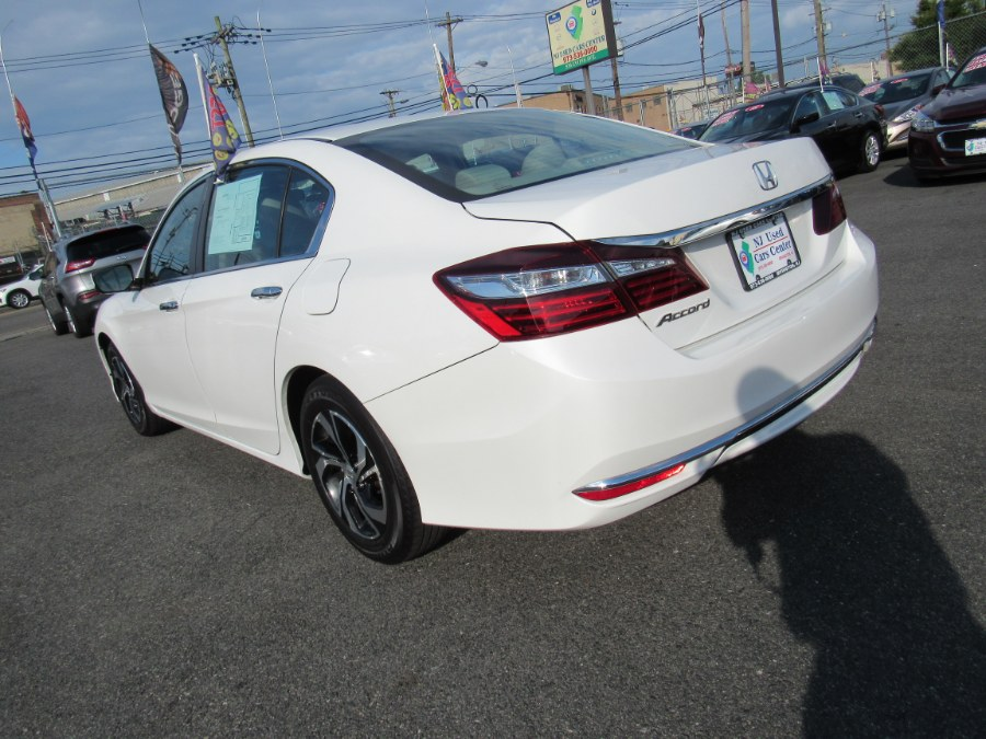 2016 Honda Accord LX 4dr Sedan CVT, available for sale in Irvington, New Jersey | NJ Used Cars Center. Irvington, New Jersey