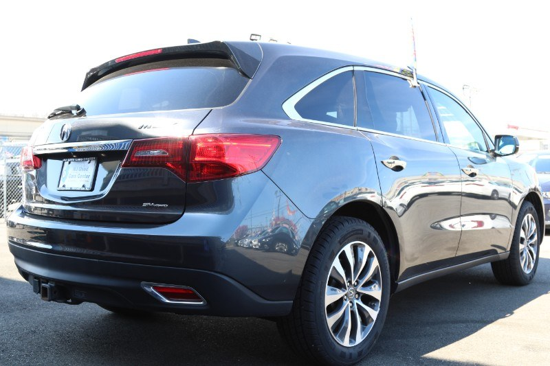 2016 Acura Mdx SH-AWD 4dr w/Tech/AcuraWatch Plus, available for sale in Irvington, New Jersey | NJ Used Cars Center. Irvington, New Jersey