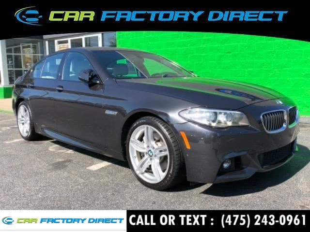 Used BMW 5 Series 535i xDrive M Sport Navigation awd 2015 | Car Factory Direct. Milford, Connecticut
