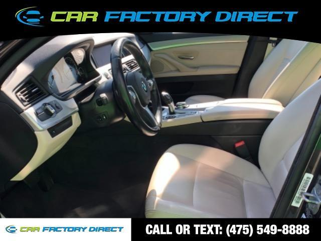 2015 BMW 5 Series 535i xDrive M Sport Navigation awd, available for sale in Milford, Connecticut | Car Factory Direct. Milford, Connecticut
