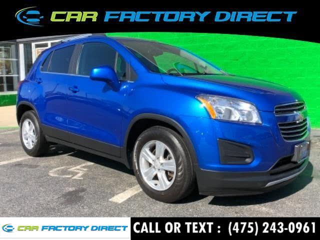 Used 2015 Chevrolet Trax in Milford, Connecticut | Car Factory Direct. Milford, Connecticut