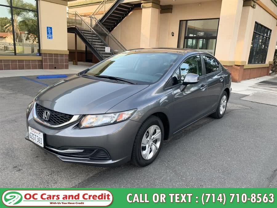 Used 2013 Honda Civic in Garden Grove, California | OC Cars and Credit. Garden Grove, California