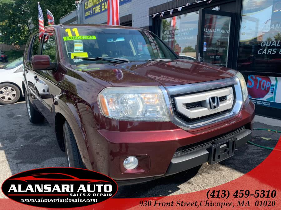 Used 2011 Honda Pilot in Chicopee, Massachusetts | AlAnsari Auto Sales & Repair . Chicopee, Massachusetts