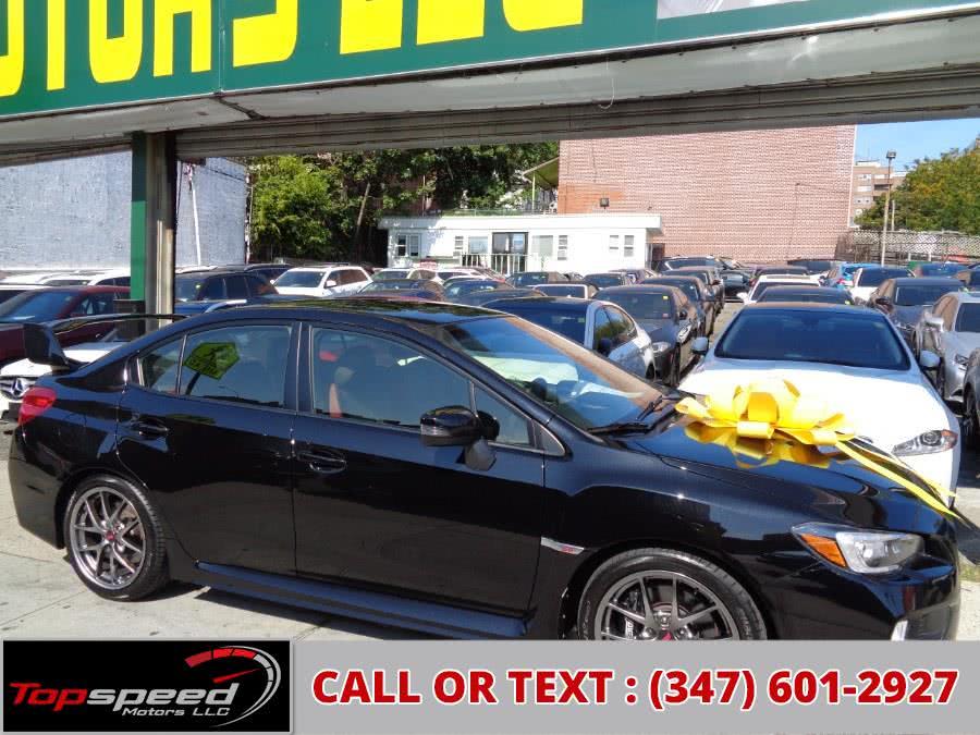 Used 2015 Subaru WRX STI AWD Limited Premium Sound Sunroof in Jamaica, New York | Top Speed Motors LLC. Jamaica, New York