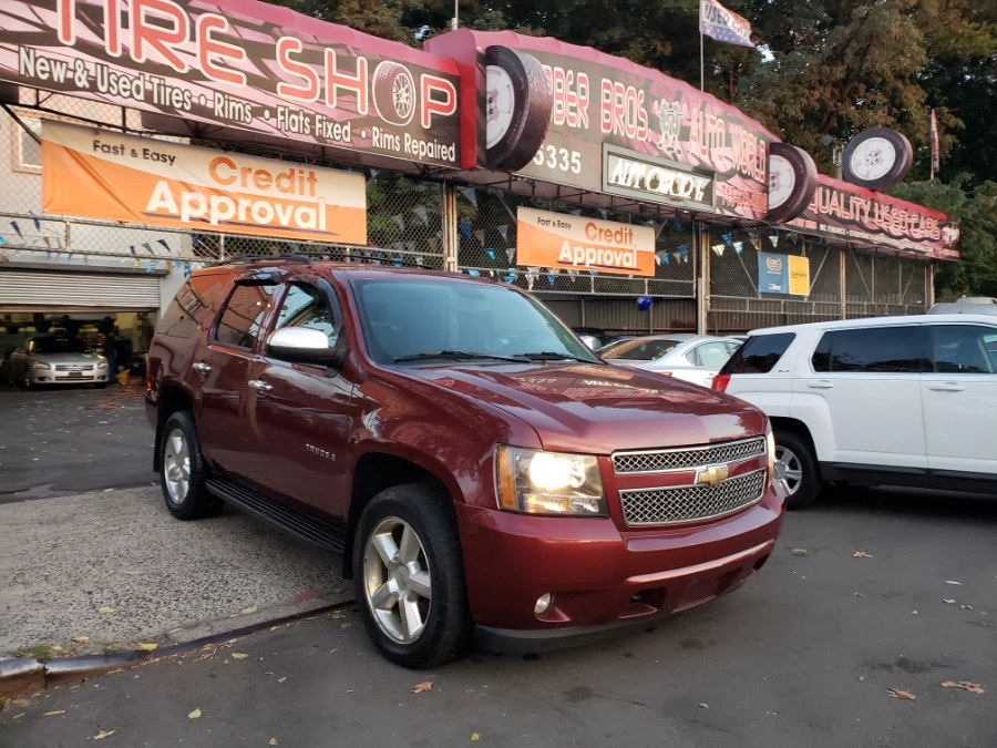 2009 Chevrolet Tahoe 4WD 4dr 1500 LT w/1LT, available for sale in Brooklyn, New York | Rubber Bros Auto World. Brooklyn, New York