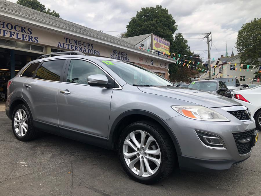 2012 Mazda CX-9 AWD 4dr Grand Touring, available for sale in Hartford, Connecticut | VEB Auto Sales. Hartford, Connecticut