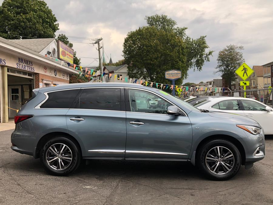 2016 Infiniti QX60 AWD 4dr, available for sale in Hartford, Connecticut | VEB Auto Sales. Hartford, Connecticut