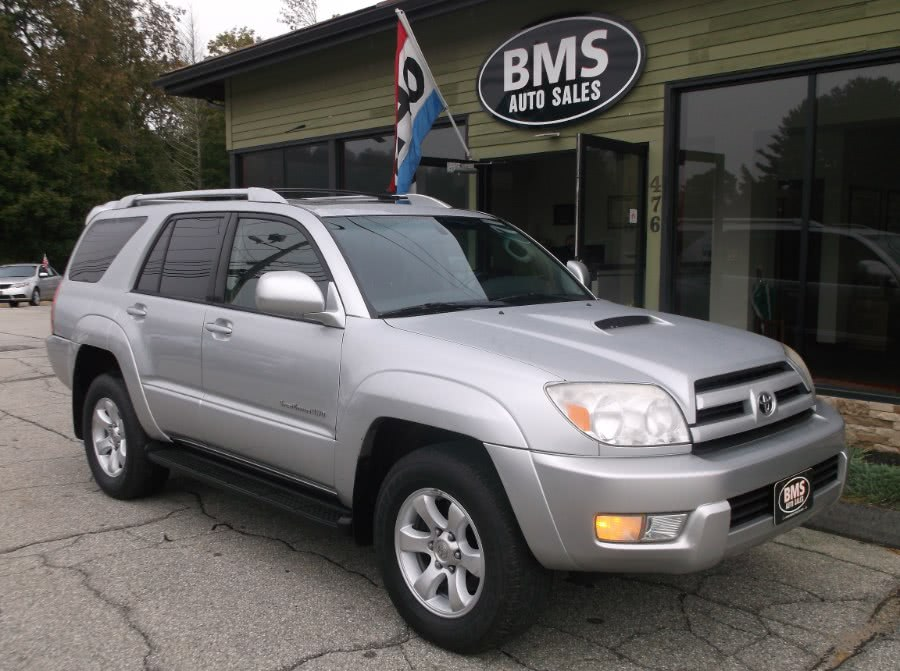 Used 2005 Toyota 4Runner in Brooklyn, Connecticut | Brooklyn Motor Sports Inc. Brooklyn, Connecticut