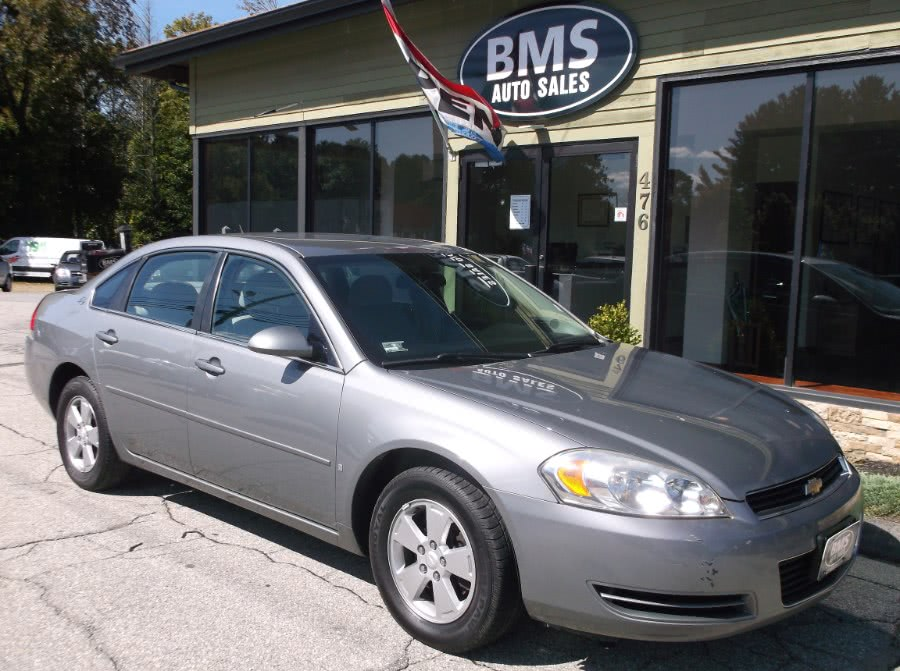 Used 2007 Chevrolet Impala in Brooklyn, Connecticut | Brooklyn Motor Sports Inc. Brooklyn, Connecticut