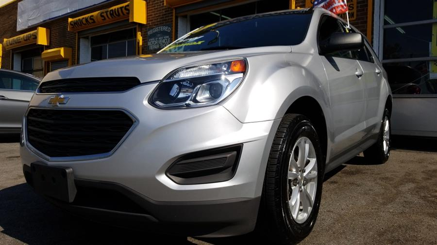 2017 Chevrolet Equinox AWD 4dr LS, available for sale in Bronx, New York | New York Motors Group Solutions LLC. Bronx, New York