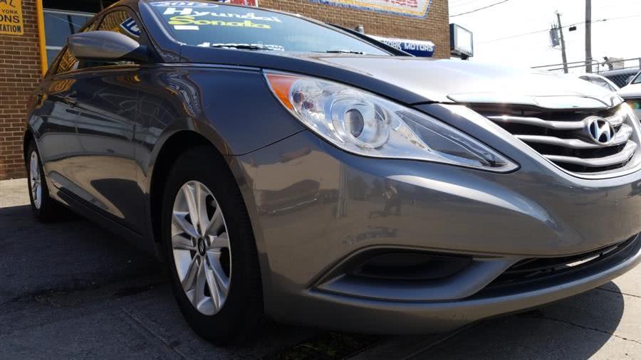 Used 2012 Hyundai Sonata in Bronx, New York | New York Motors Group Solutions LLC. Bronx, New York