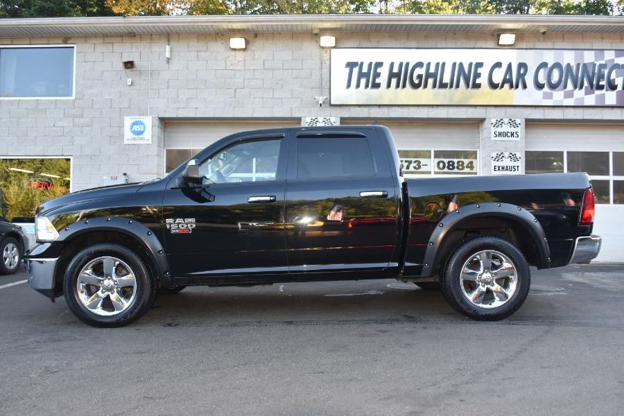 2014 Ram 1500 4WD Crew Cab  Big Horn, available for sale in Waterbury, Connecticut | Highline Car Connection. Waterbury, Connecticut