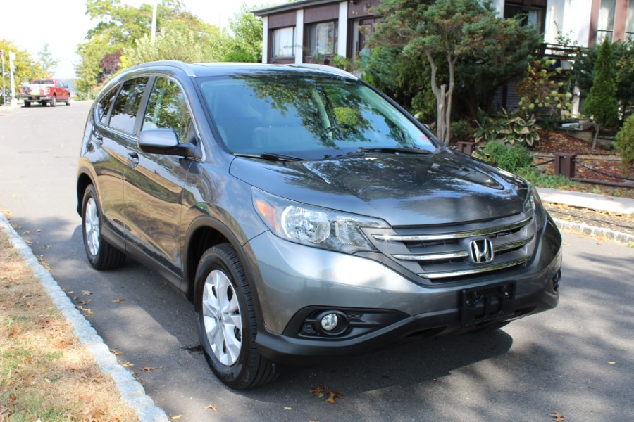 2012 Honda CR-V 4WD 5dr EX-L w/Navi, available for sale in Great Neck, NY