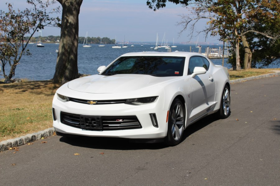 2017 Chevrolet Camaro 2dr Cpe 2LT, available for sale in Great Neck, NY