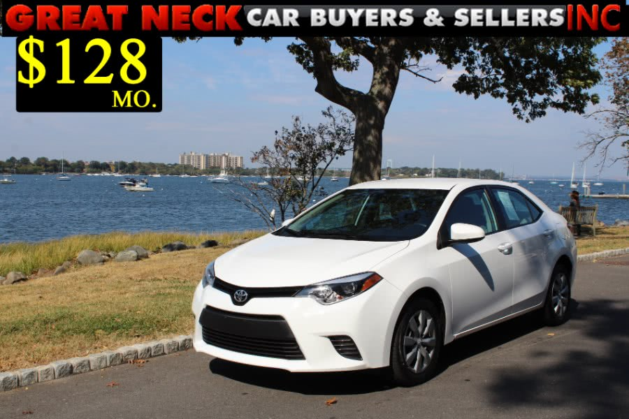 Used 2016 Toyota Corolla in Great Neck, New York