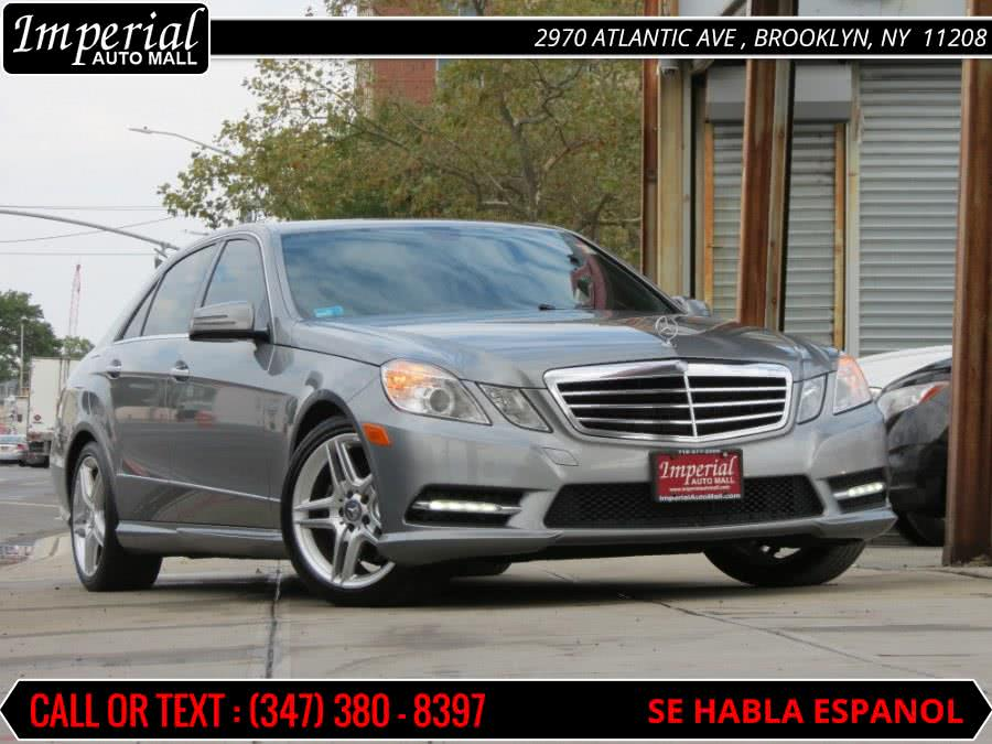 Used 2013 Mercedes-Benz E-Class in Brooklyn, New York | Imperial Auto Mall. Brooklyn, New York