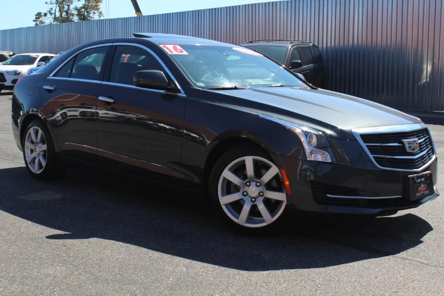 Used 2016 Cadillac ATS Sedan in Deer Park, New York | Car Tec Enterprise Leasing & Sales LLC. Deer Park, New York