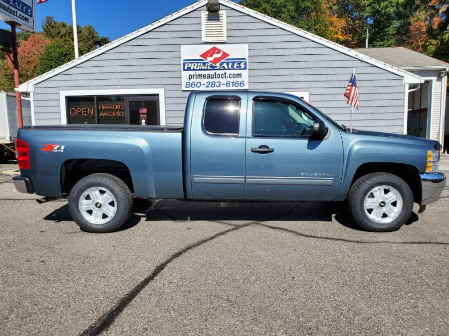 Used 2012 Chevrolet Silverado 1500 in Thomaston, Connecticut