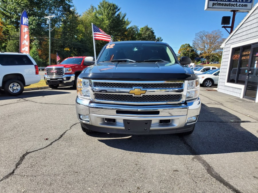 """2012 Chevrolet Silverado 1500 4WD Ext Cab 143.5"""" LT, available for sale in Thomaston, CT"""