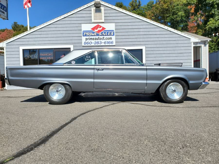 Used 1966 Plymouth Belvedere in Thomaston, Connecticut
