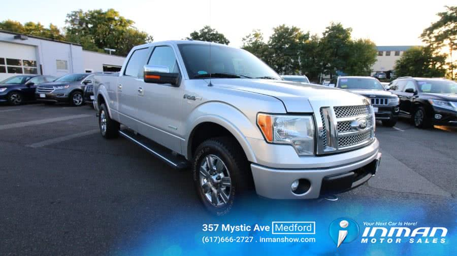 Used 2012 Ford F-150 in Medford, Massachusetts | Inman Motors Sales. Medford, Massachusetts