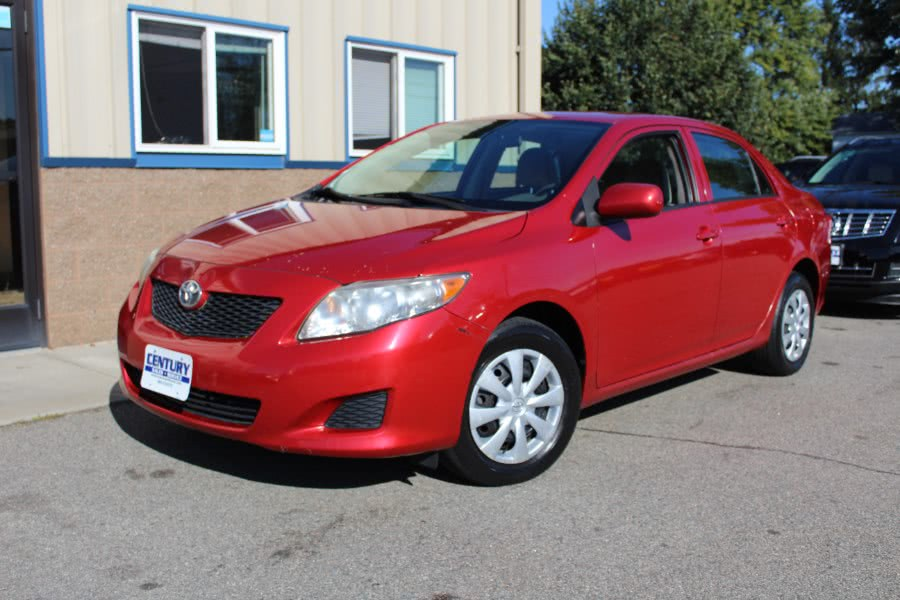 Used 2010 Toyota Corolla in East Windsor, Connecticut | Century Auto And Truck. East Windsor, Connecticut