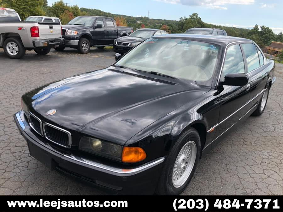 Used 1998 BMW 7 Series in North Branford, Connecticut | LeeJ's Auto Sales & Service. North Branford, Connecticut