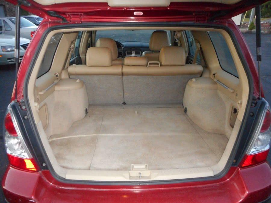 Used 2007 Subaru Forester in Newington, Connecticut | Wholesale Motorcars LLC. Newington, Connecticut