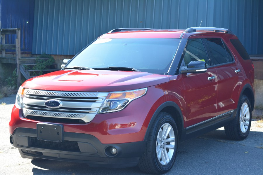 Used Ford Explorer 4WD 4dr XLT 2014   New Beginning Auto Service Inc . Ashland , Massachusetts