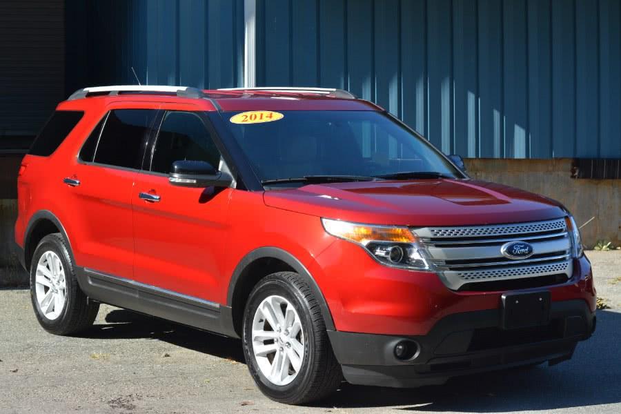 Used 2014 Ford Explorer in Ashland , Massachusetts | New Beginning Auto Service Inc . Ashland , Massachusetts