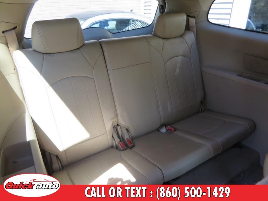 Used Buick Enclave AWD 4dr CXL w/1XL 2010 | Quick Auto LLC. Bristol, Connecticut