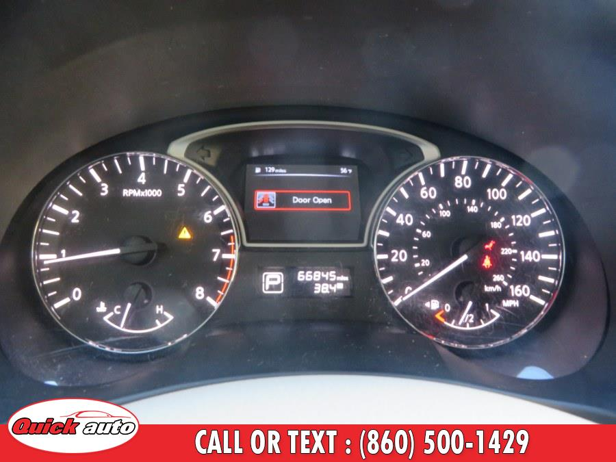2014 Nissan Altima 4dr Sdn I4 2.5 SV, available for sale in Bristol, Connecticut | Quick Auto LLC. Bristol, Connecticut