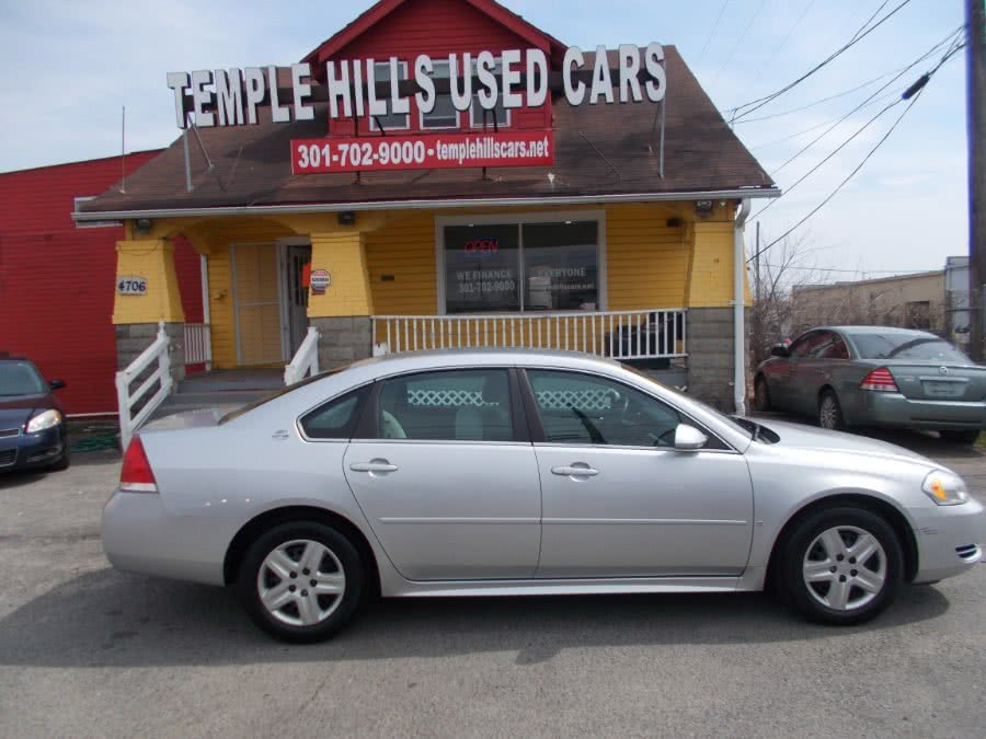 Used 2011 Chevrolet Impala in Temple Hills, Maryland | Temple Hills Used Car. Temple Hills, Maryland