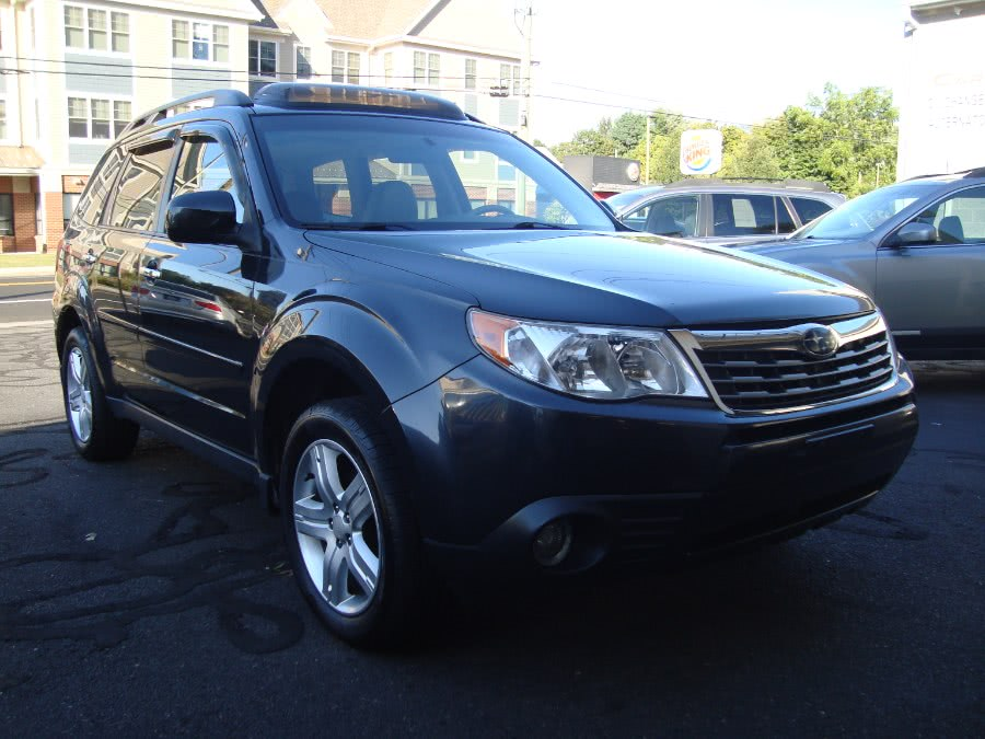Used 2009 Subaru Forester (Natl) in Manchester, Connecticut | Yara Motors. Manchester, Connecticut