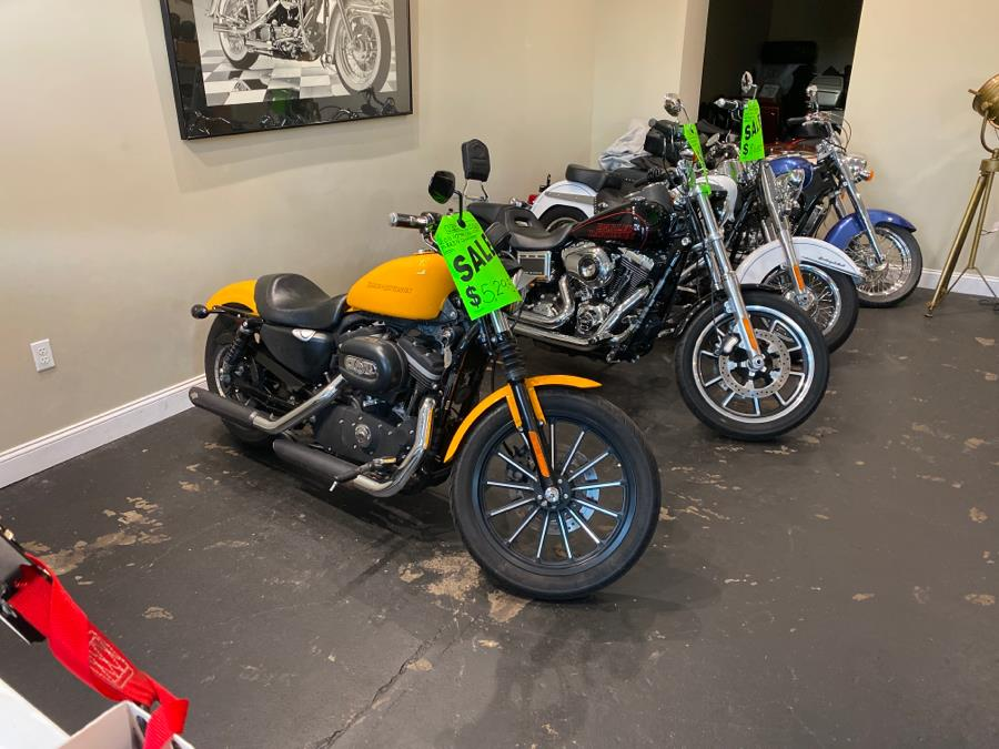 Used Harley Davidson SPORTSTER IRON XL883 N 2011 | Village Auto Sales. Milford, Connecticut