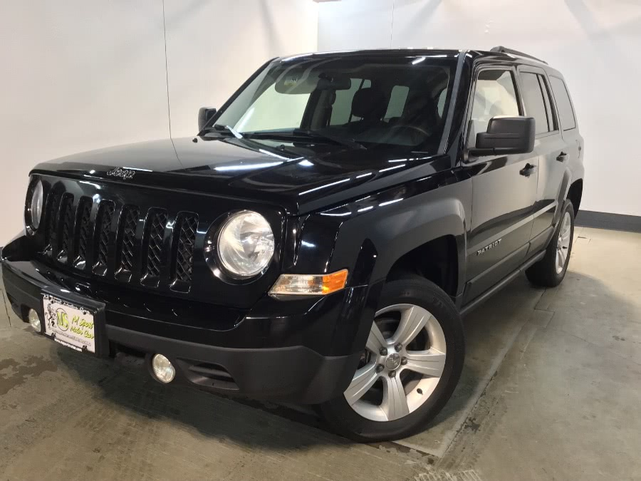 Used 2013 Jeep Patriot in Hillside, New Jersey | M Sport Motor Car. Hillside, New Jersey