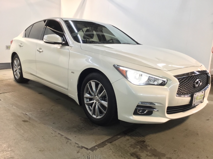 2017 INFINITI Q50 3.0t Sport AWD, available for sale in Lodi, New Jersey | European Auto Expo. Lodi, New Jersey