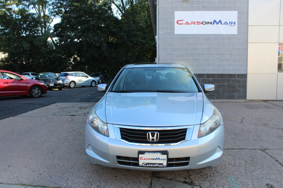 2009 Honda Accord Sdn 4dr I4 Auto EX, available for sale in Manchester, Connecticut   Carsonmain LLC. Manchester, Connecticut