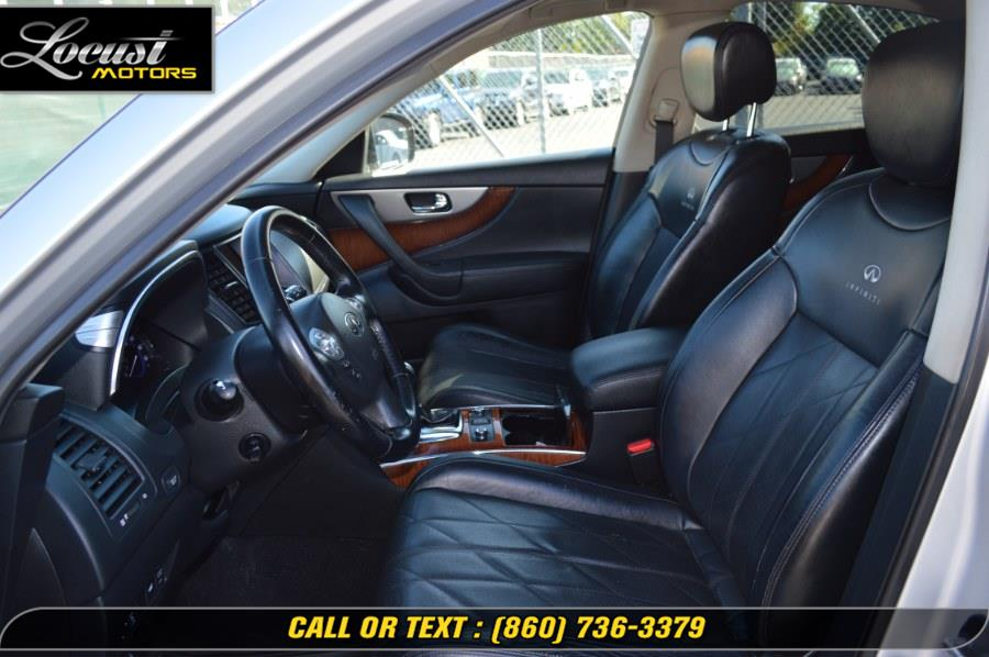 2013 Infiniti FX37 AWD 4dr, available for sale in Hartford, Connecticut | Locust Motors LLC. Hartford, Connecticut