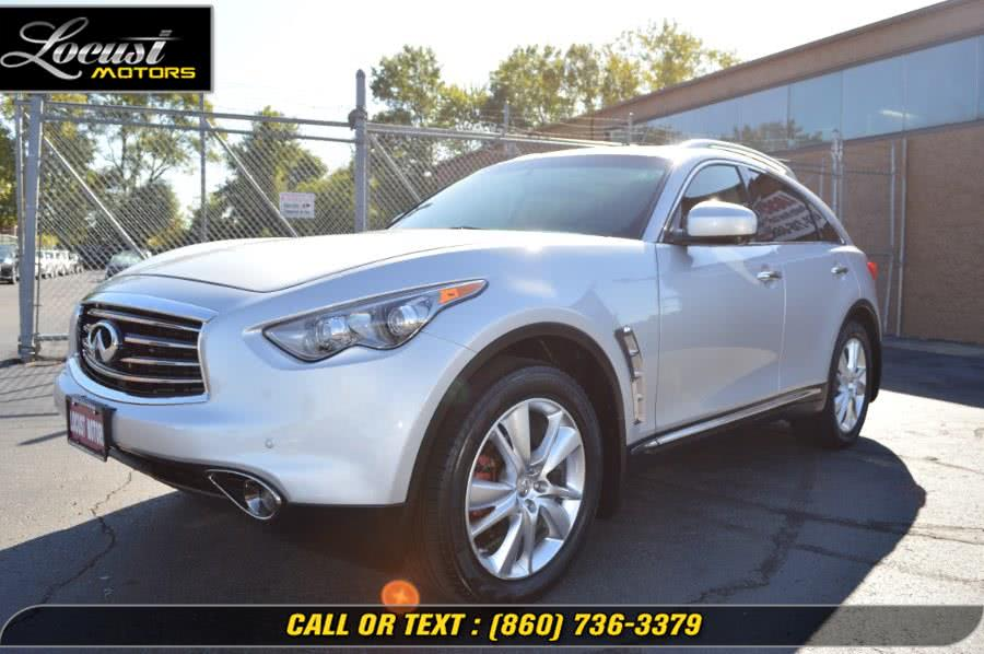 Used 2013 Infiniti FX37 in Hartford, Connecticut | Locust Motors LLC. Hartford, Connecticut