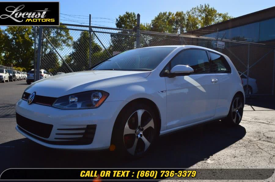 Used 2016 Volkswagen Golf GTI in Hartford, Connecticut | Locust Motors LLC. Hartford, Connecticut