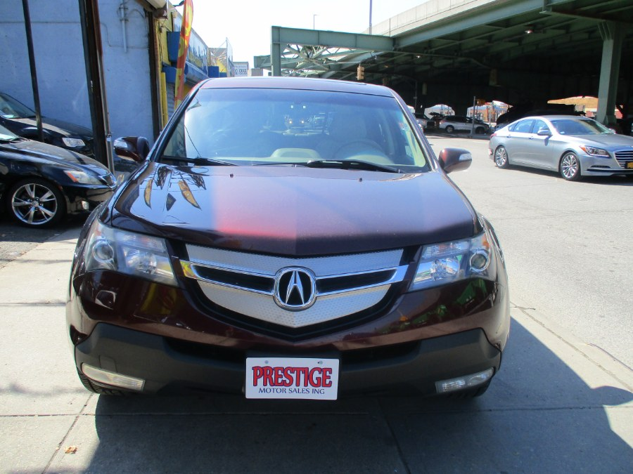 2009 Acura MDX AWD 4dr Tech/Entertainment Pkg, available for sale in Brooklyn, New York | Prestige Motor Sales Inc. Brooklyn, New York