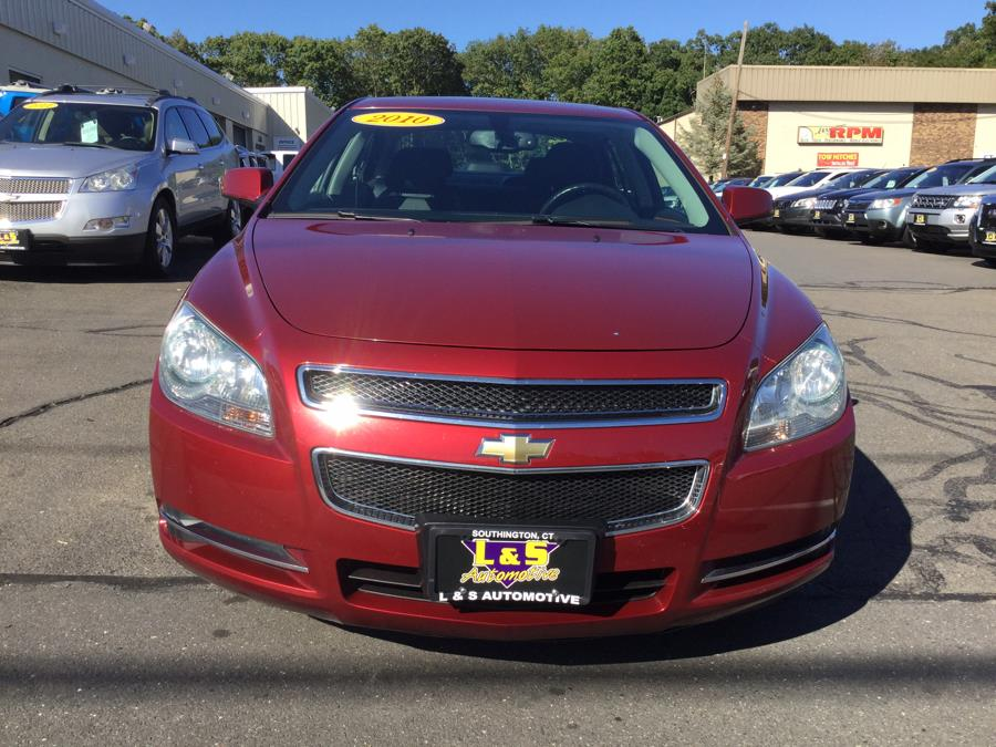 2010 Chevrolet Malibu 4dr Sdn LT w/2LT, available for sale in Plantsville, Connecticut | L&S Automotive LLC. Plantsville, Connecticut