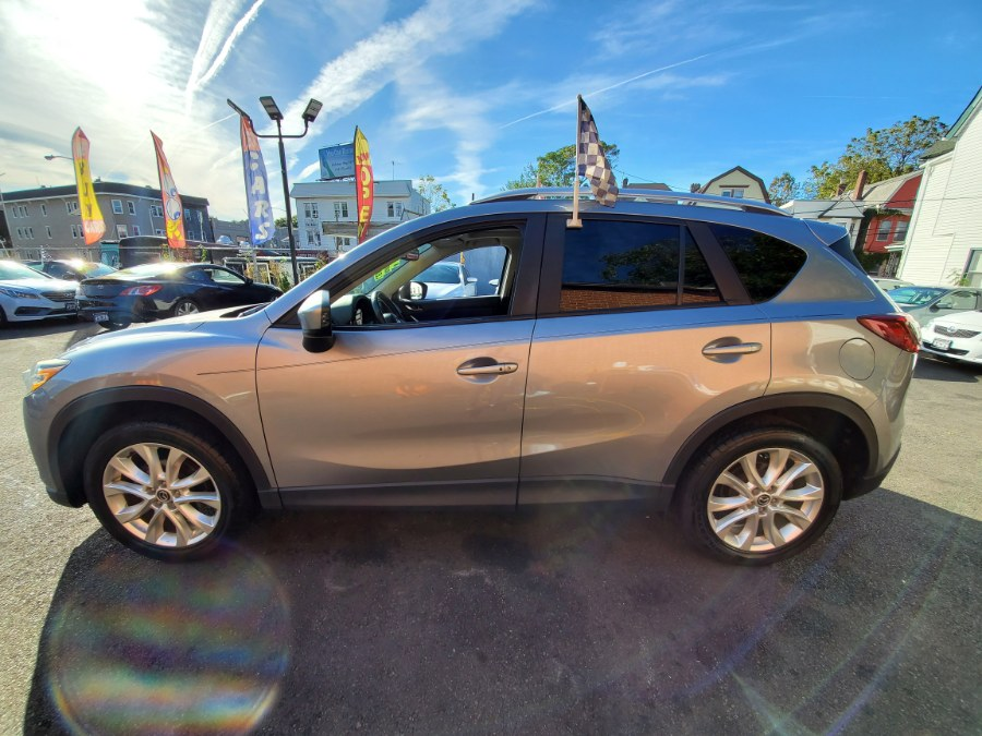 2014 Mazda CX-5 FWD 4dr Auto Grand Touring, available for sale in Irvington, New Jersey | Foreign Auto Imports. Irvington, New Jersey